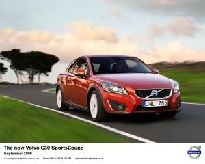 Volvo C30 Sportscoupe