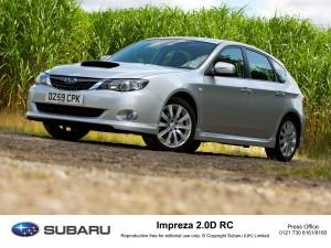Diesel Subaru